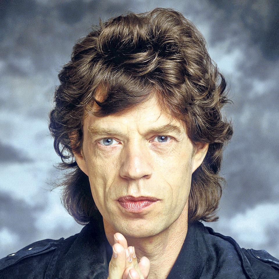 """Mick Jagger """"romancing' producer Alfallah"""
