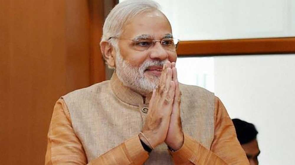 Modi announces IRs 1b grant for Janakpur