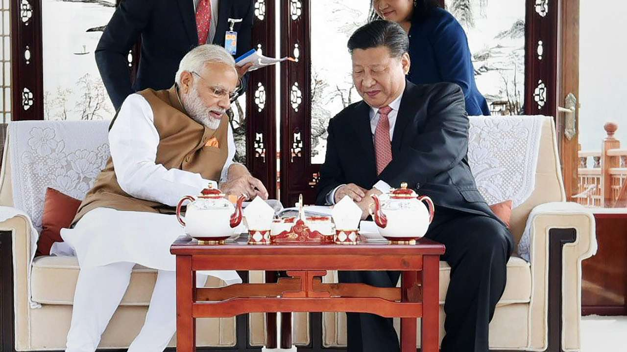 Who is playing China card?