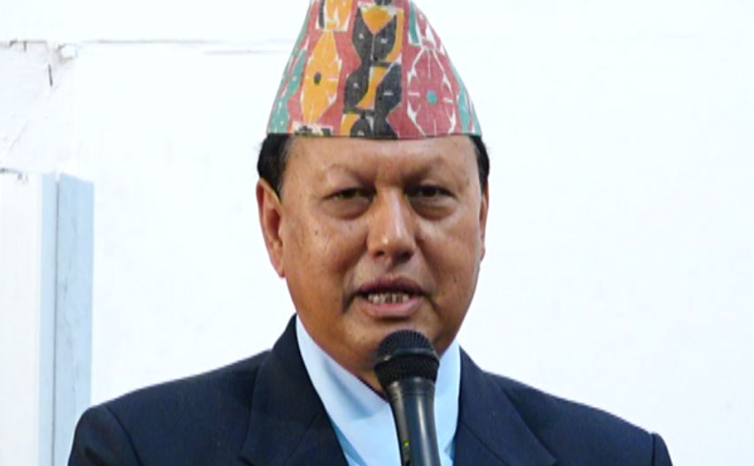 NC must be given post of speaker, says NC leader Basnet