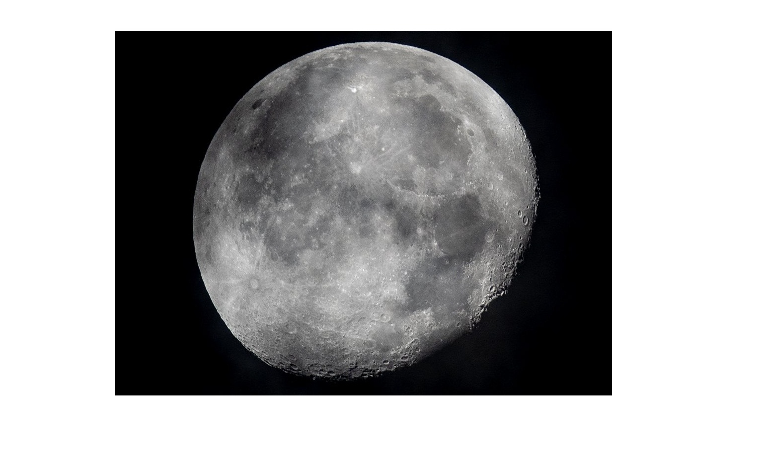Moon holds more water in more places than ever thought