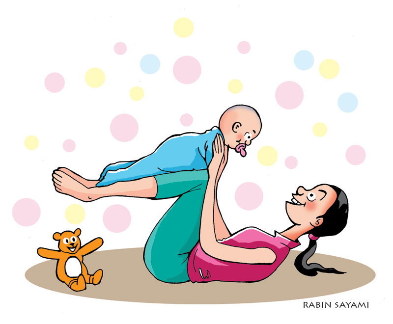 The curious case of unmarried mothers
