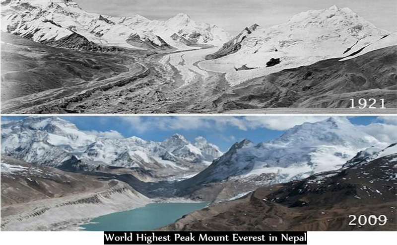 Why Nepal needs to stay below 1.5 degree Celsius limit with concrete impacts?