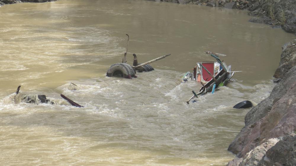 21 among those killed in Trishuli bus plunge identified