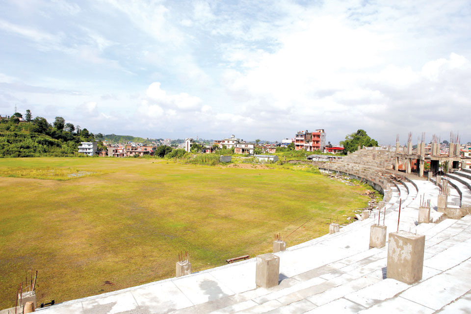 Mulpani Int'l Cricket Stadium dream getting elusive