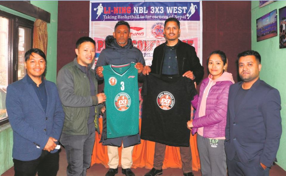 Li-Ning announced as title sponsor of NBL 3X3 West