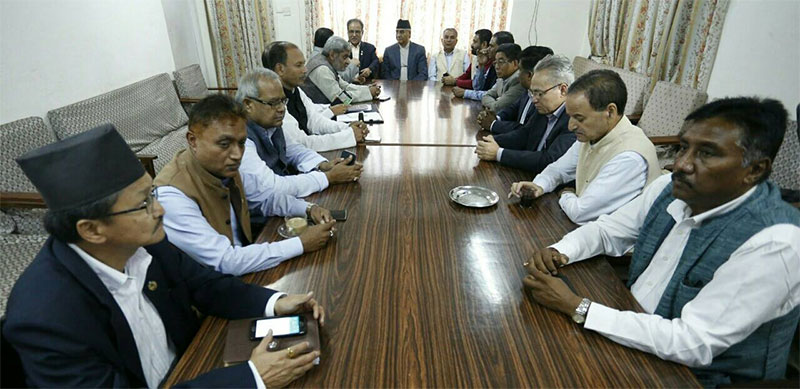 Madhes-based parties not to join govt