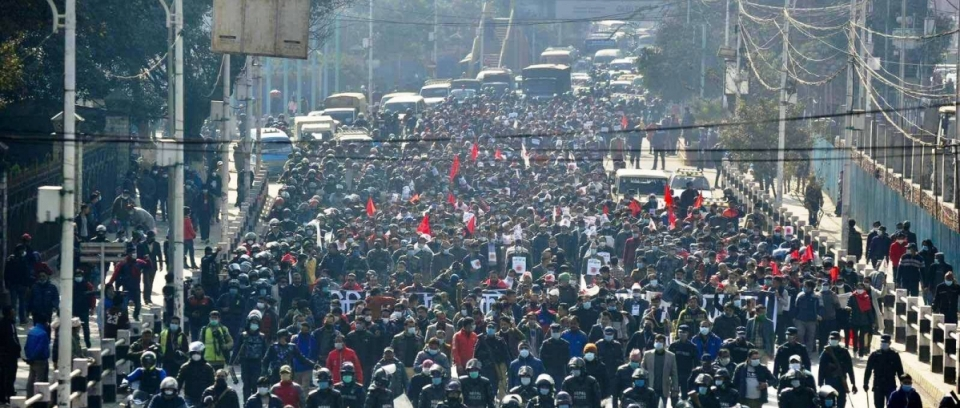 What next in Nepal?
