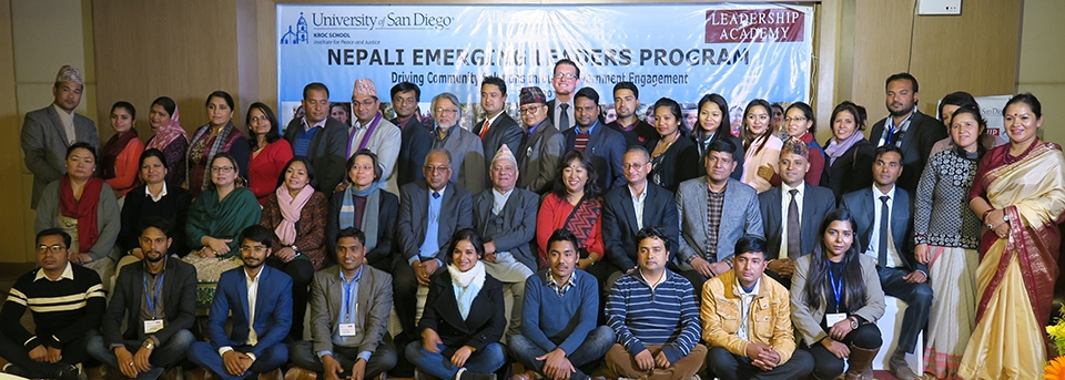 Nepal Emerging Leaders Program 2018 launched
