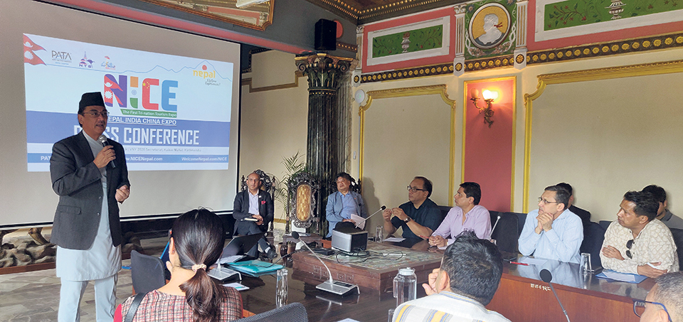 Nepal to host NICE tourism expo in February