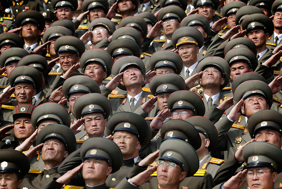 Tensions spike over N. Korea, but Pyongyang barely notices