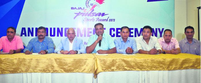 NSJF to organize Pulsar Sports Award on Sept 11