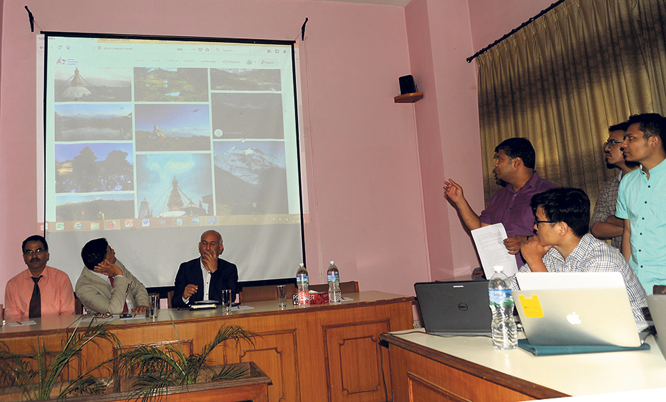 NTB launches photonepal.travel