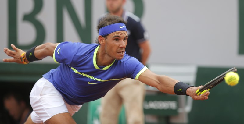 Nadal sets up Kyrgios quarter-final in Cincinnati