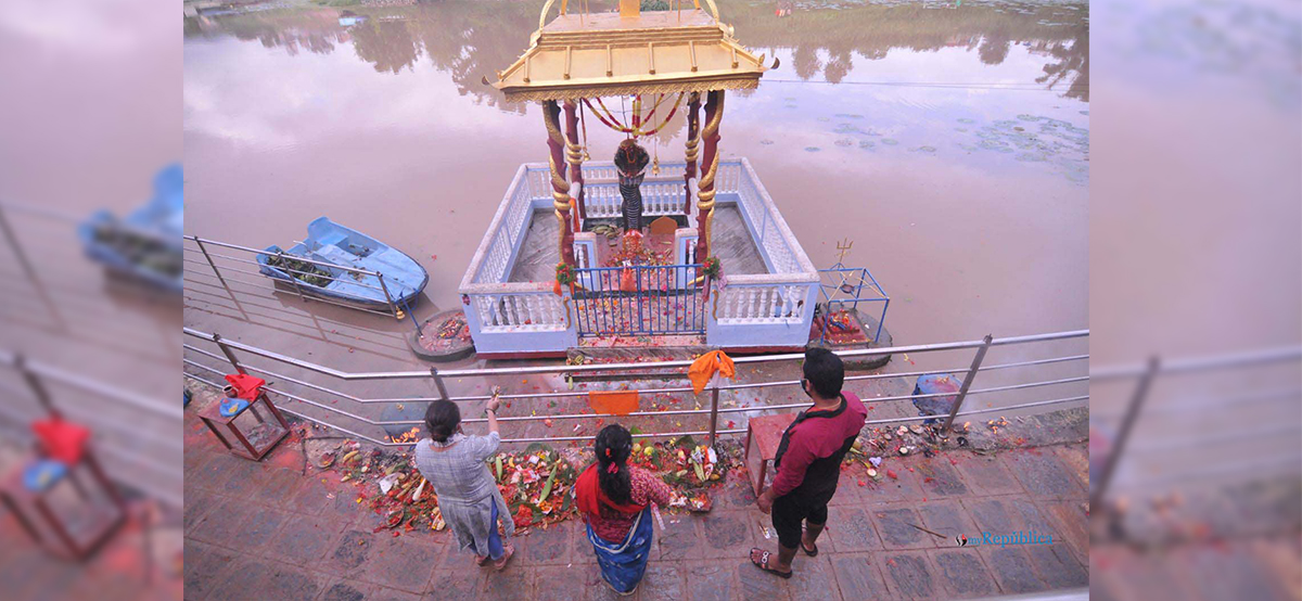 Photos: Nag Panchami being celebrated