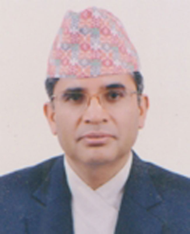 Government appoints Subedi as Registrar General at SC