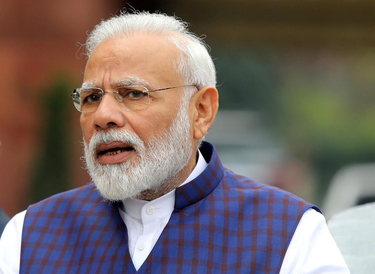 Modi says committed to COVID-19 vaccine for all citizens