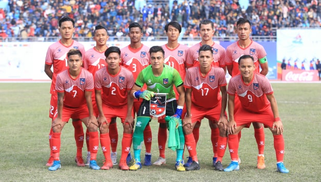 Nepal thrashes Bhutan 4-0 (Photo Feature)