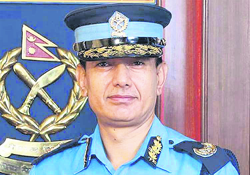 DIG Silwal was only asked to record statement by probe committee: Nepal Police