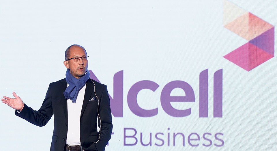 Ncell to collaborate with Microsoft to provide cloud services