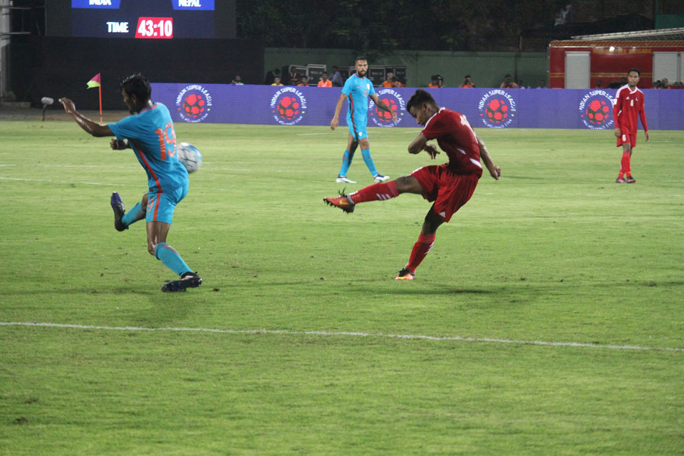 Nepal's poor run against India continues, faces another loss