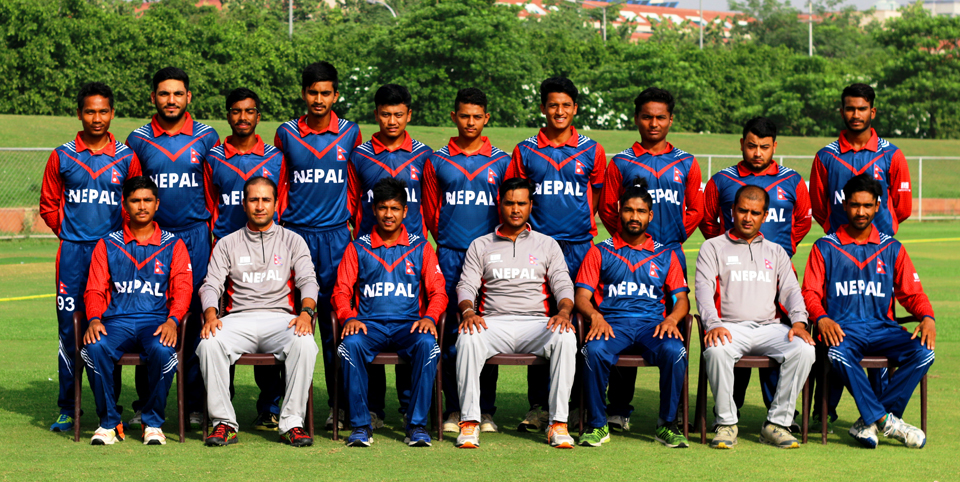 Nepal decimate Singapore despite batting hiccups