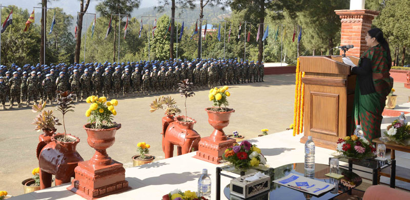 Nepal Army to be deployed in Lybia as UN peacekeepers