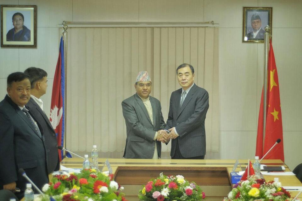 China to reopen Tatopani after reconstruction