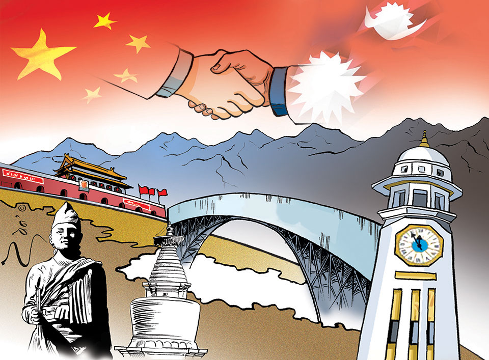 Tracing the roots of Nepal's China policy