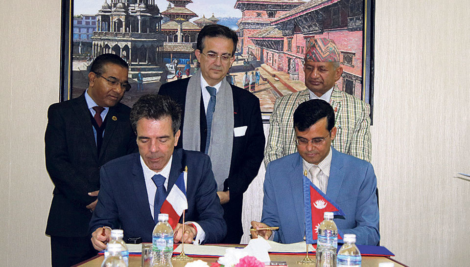 Nepal, France establish Bilateral Political Consultation Mechanism