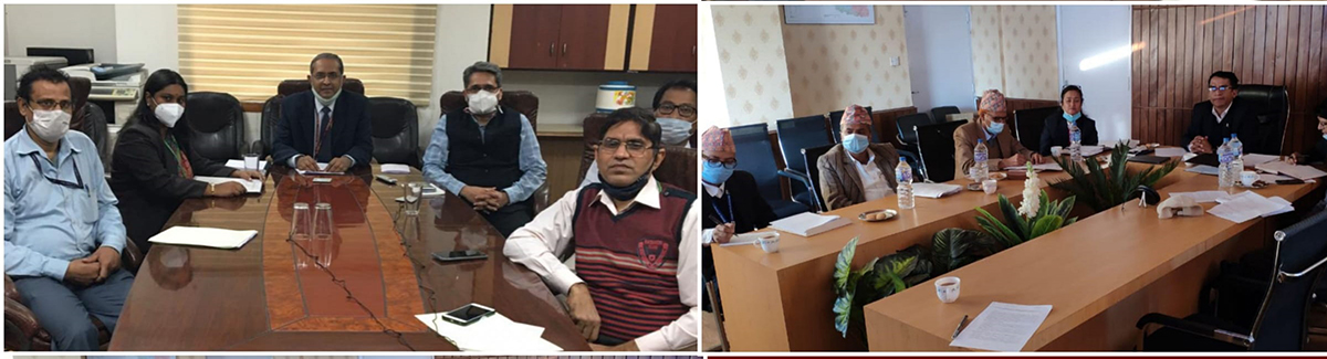 Railway JWG discusses operation of train services along Jaynagar-Kurtha Cross Border Rail Link