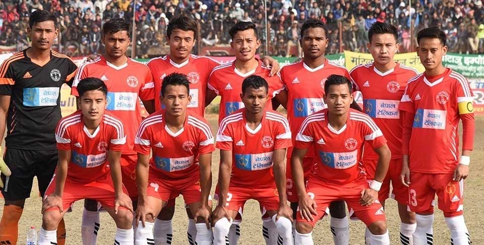 NPC lifts Aaha Rara Gold Cup, defeating Ruslan Three Star Club