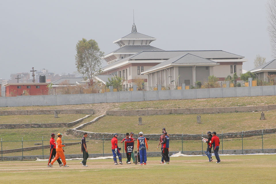 What Nepali Coach, Captain say?