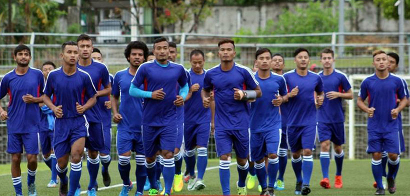 Nepal ends goalless draw with Yemen