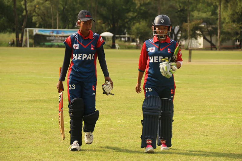 Nepal faces humiliating defeat