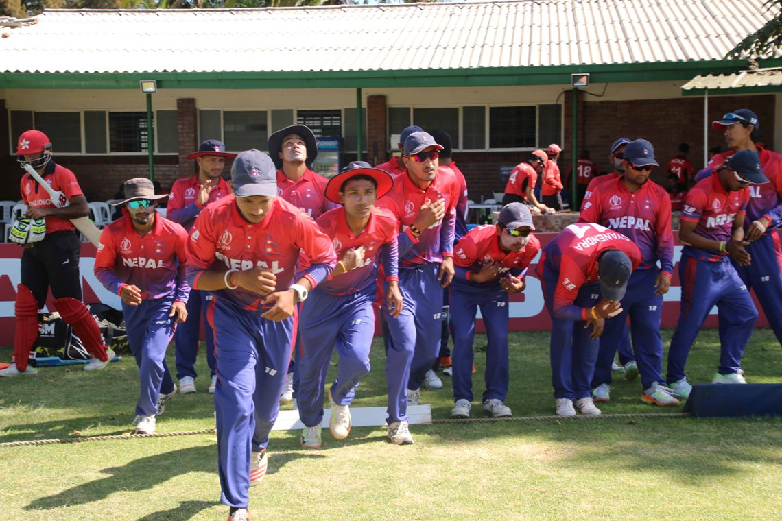 ICC World Cup Qualifiers: Nepal defeats Hong Kong by five wickets