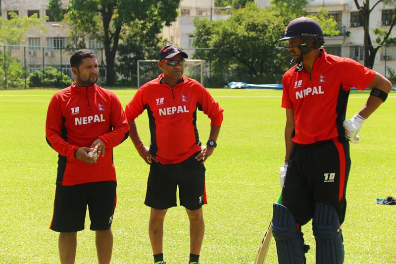 Hong Kong decimates Nepal by 83 runs