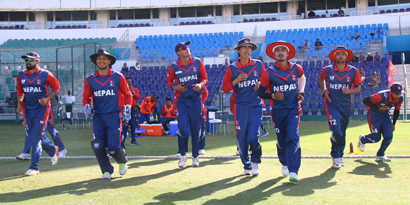 Nepal to bowl first, Pun replaces Gauchan in XI