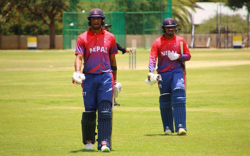ICC WCL2: Nepal loses to Oman by six wickets