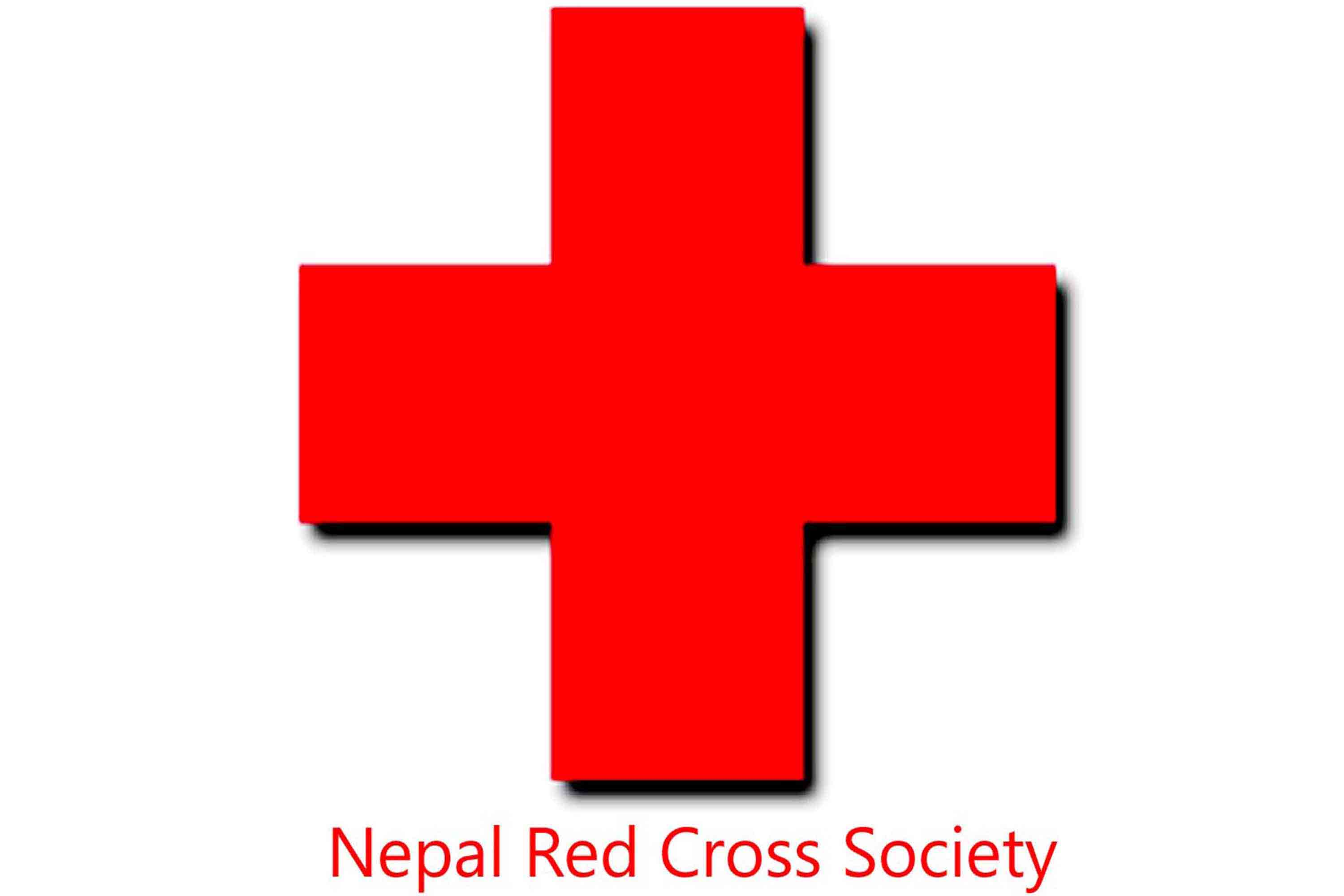 Red Cross providing health safety materials to hospitals