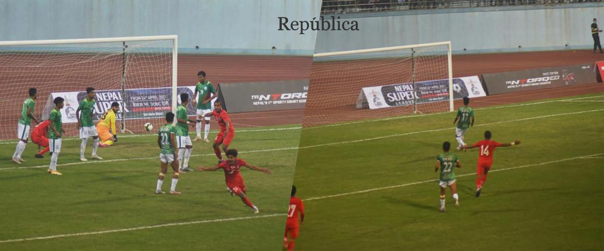 Three Nations Cup Final: Nepal wins Bangladesh 2-1