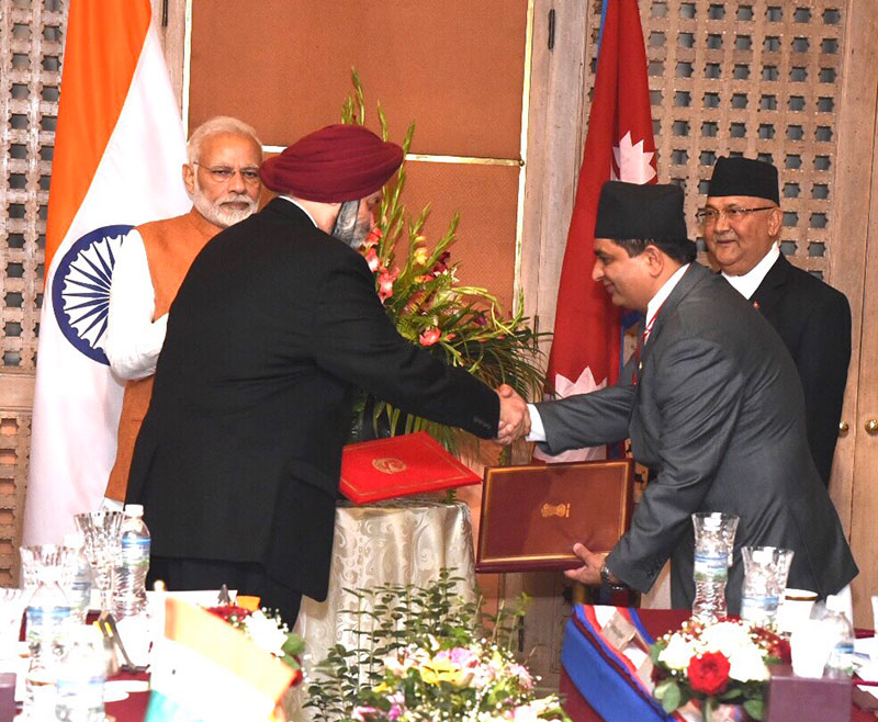 Govt starts holding consultation with stakeholders on India's proposal to conduct DPR of Kathmandu-Raxaul railway