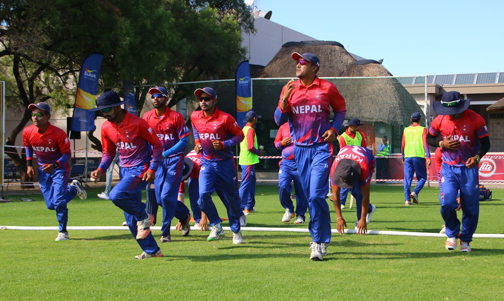 Nepal ends as runners-up in ICC WCL2, seeded in Group B