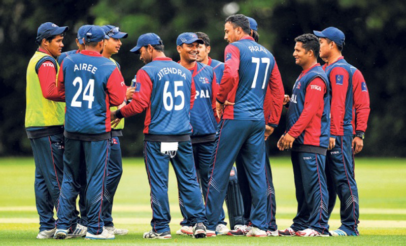 Nepal in WCLC: Cricket's Journey-men