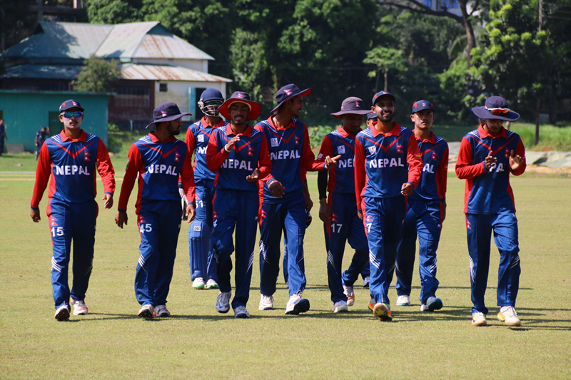 Semi-final a possibility for Nepal in Youth Asia Cup