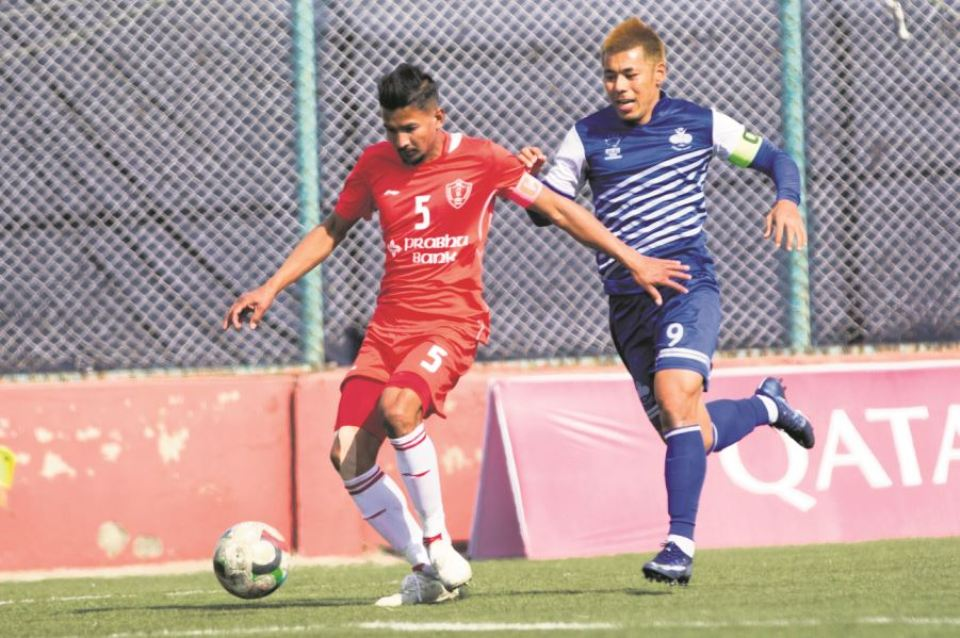 Chyasal loses two on the trot, Brigade moves to sixth
