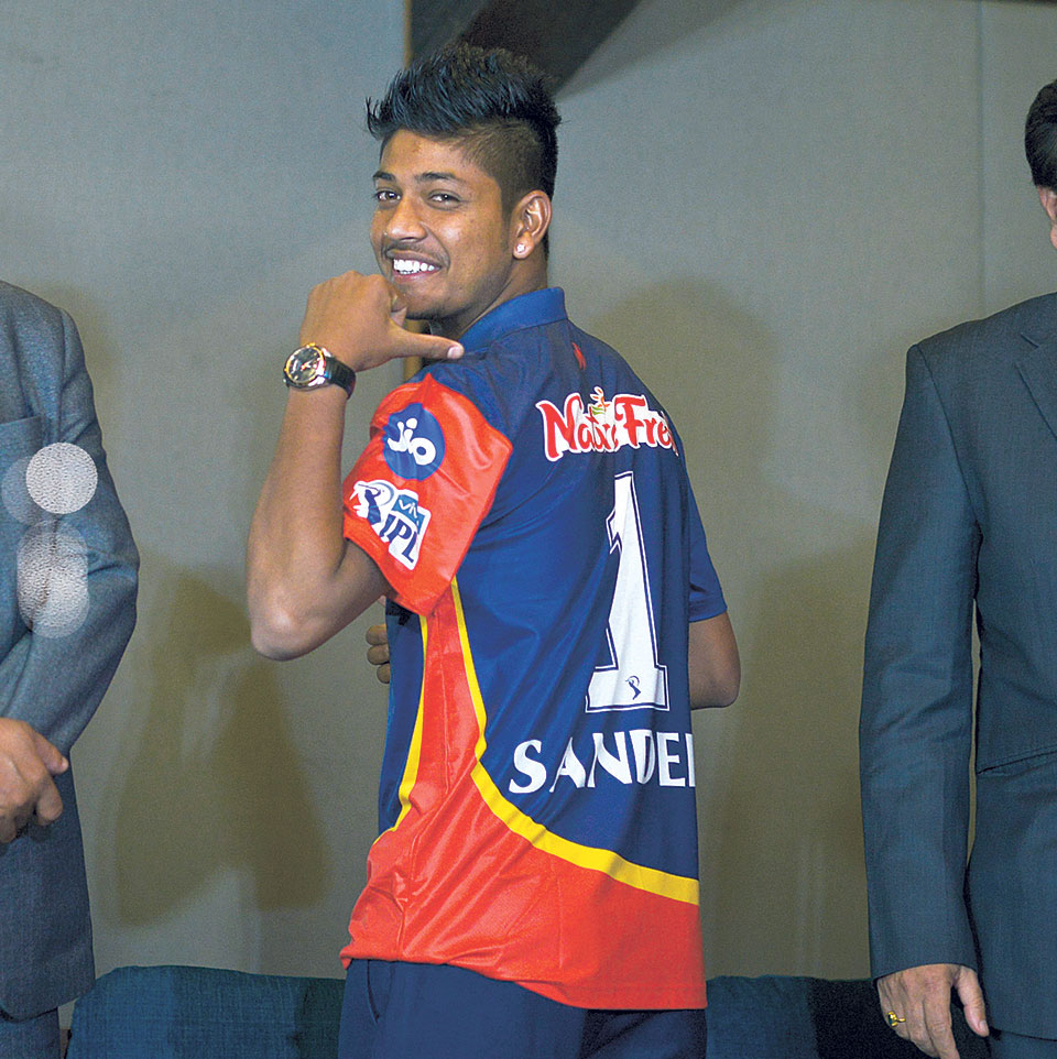 Lamichhane says his success can open door for Nepali cricketers in IPL