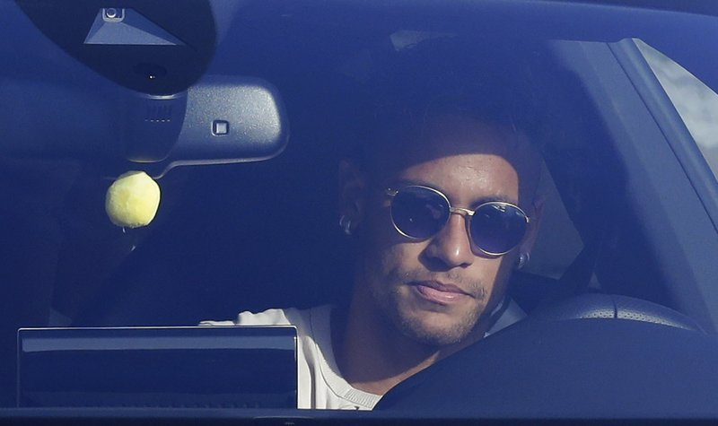 French taxman excited by Neymar windfall