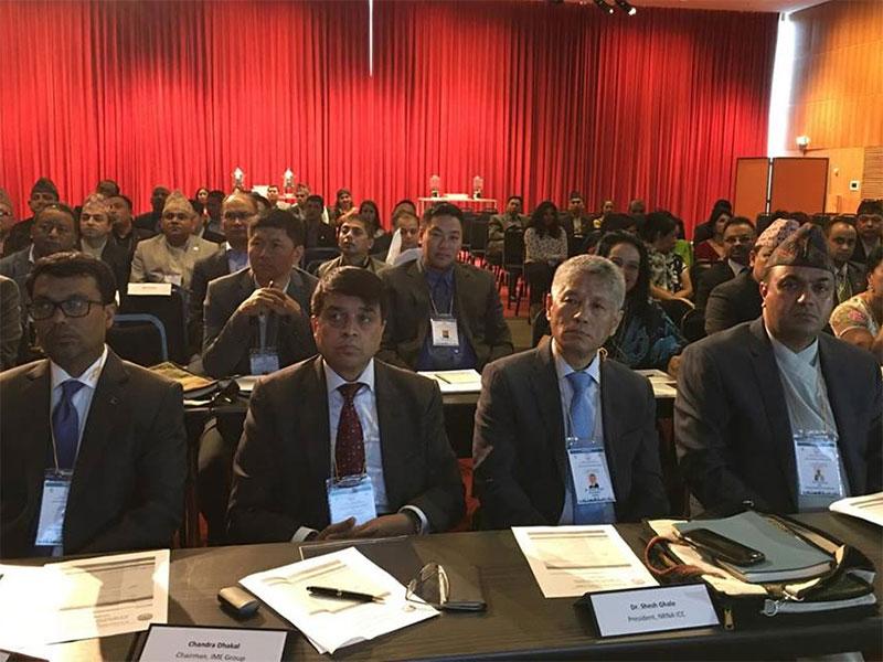 9th NRNA European regional meeting begins in Denmark
