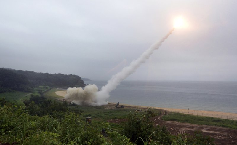 North Korea says 2nd ICBM test puts much of US in range